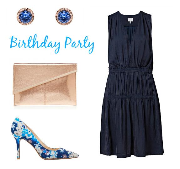 Styled Three Ways Birthday Party