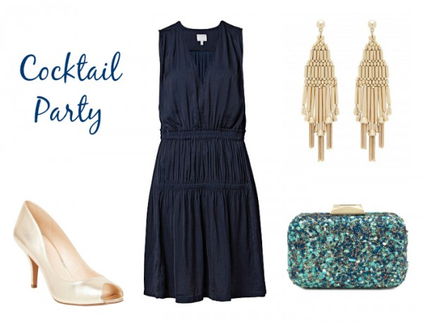 Styled Three Ways - Cocktail Party