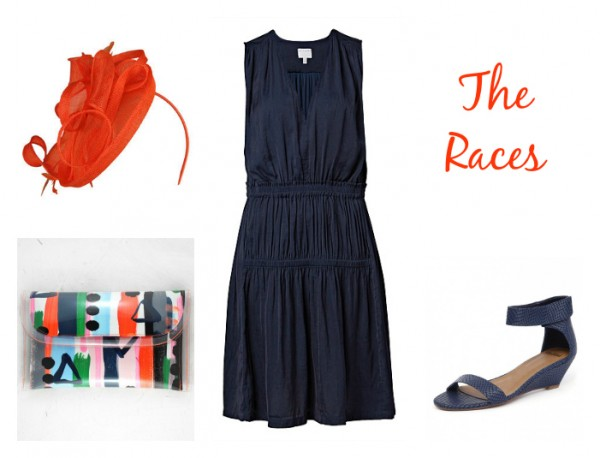 Styled Three Ways - The Races