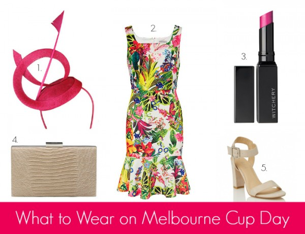 What to Wear on Melbourne Cup Day - Pink