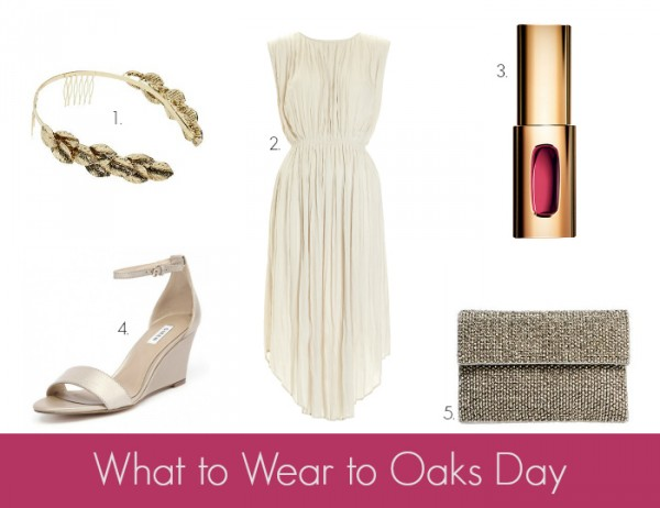 What to Wear to Oaks Day #1