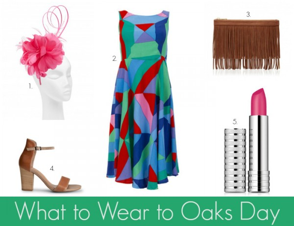 What to Wear to Oaks Day -Green