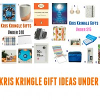 35 Kris Kringle Ideas Under $15 – Christmas 2015