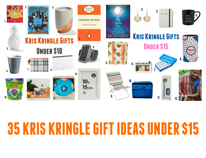 35 Kris Kringle Ideas Under $15 - Christmas 2015 - Style ...