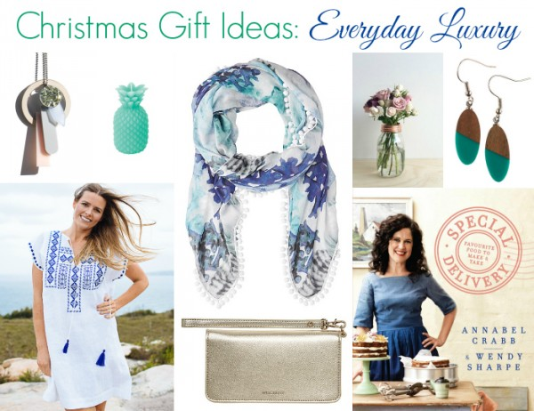 Christmas Gift Ideas for Women - Everyday Luxury