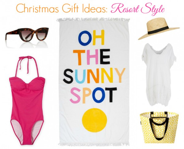 Christmas Gift Ideas for Women - Resort Style