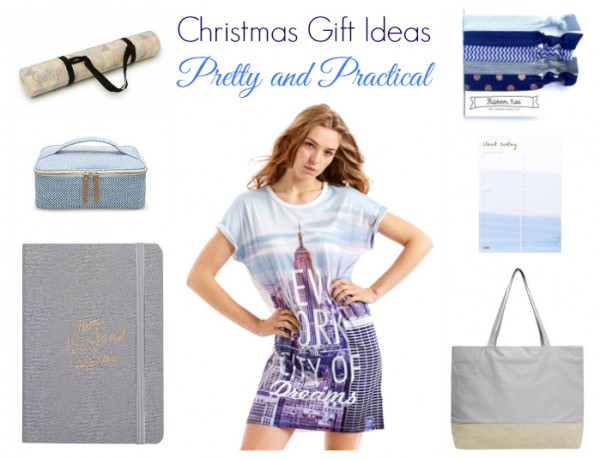 Gift Ideas for Women - Pretty and Practical