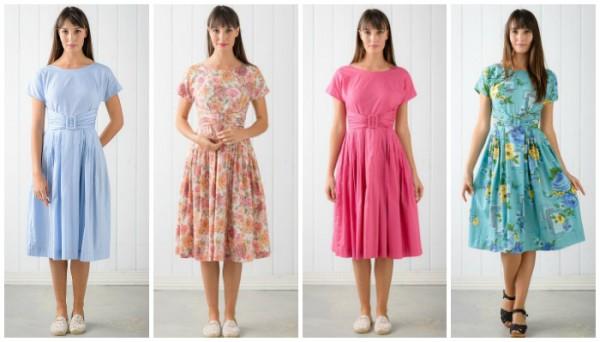 Summer Olivia dresses