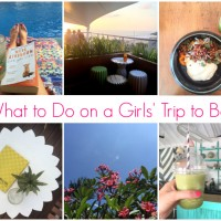 What to Do on A Girls' Trip to Bali