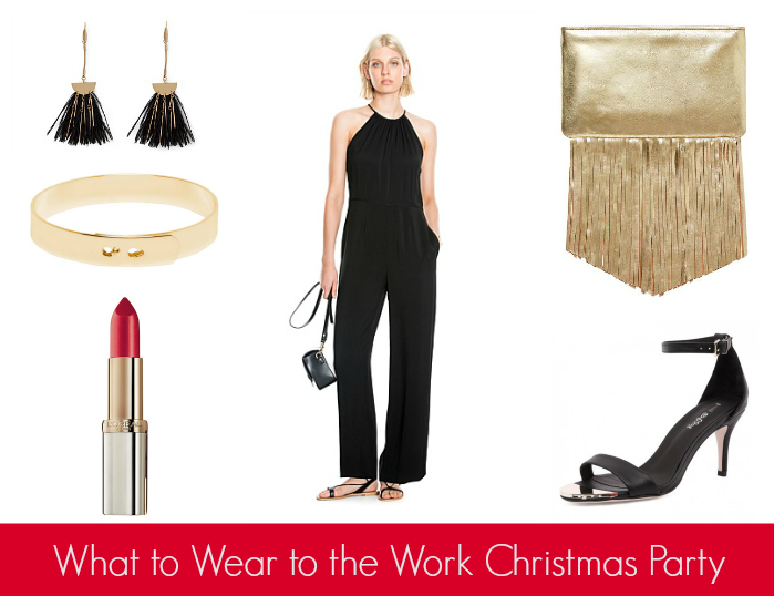 what to wear to the work christmas party drinksdinner