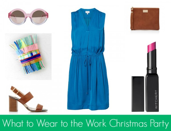 What to Wear to the Work Christmas Party - Lunch