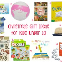 Gift Ideas for Kids Under 10 – Christmas 2015
