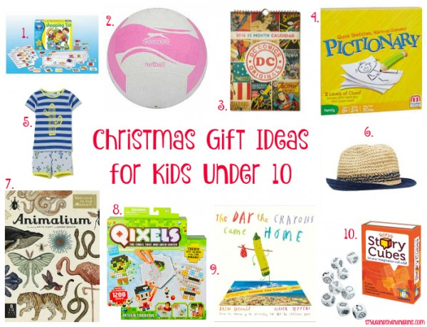 Christmas Gift Ideas for Kids Under 10 (2)