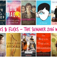 Books & Flicks: The Summer 2015/16 Wrap