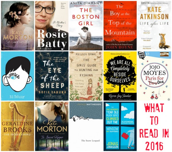 What to Read in 2016
