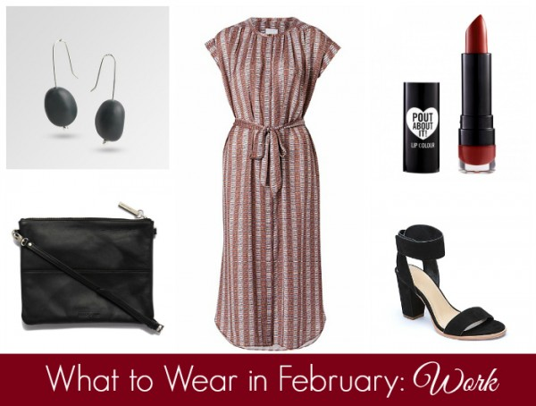 What to Wear in February - Work