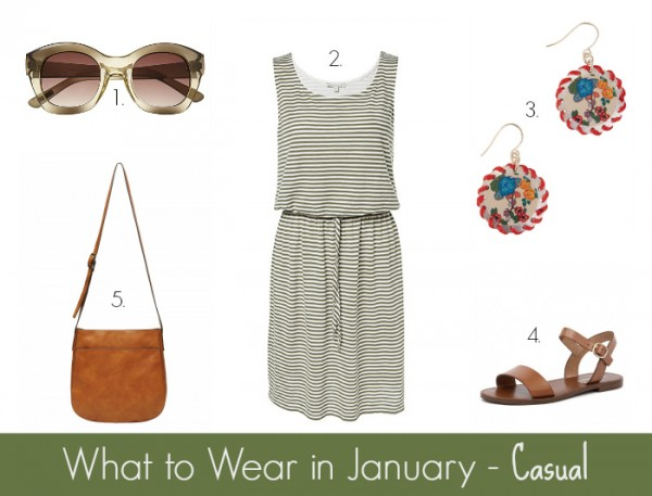 What to Wear in January - Casual 2
