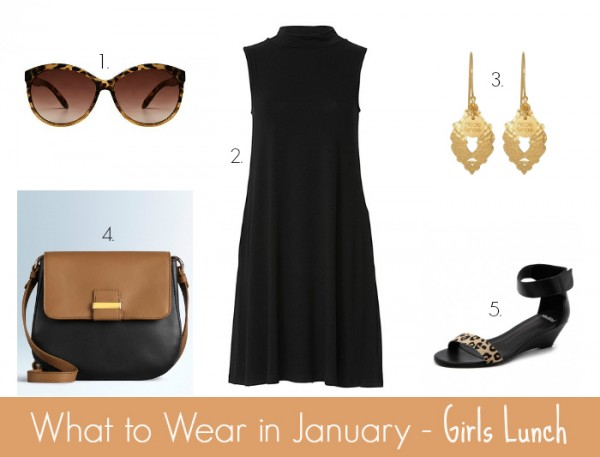 What to Wear in January - Girls Lunch