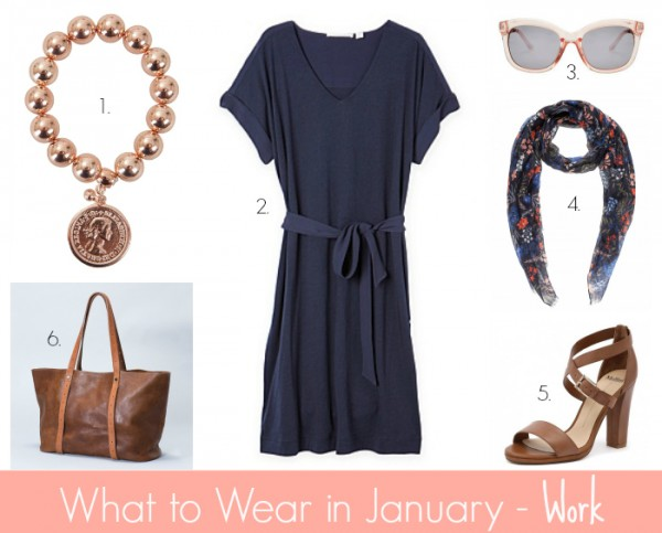 What to Wear in January - Work
