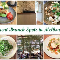 Five (More) Great Brunch Spots in Melbourne