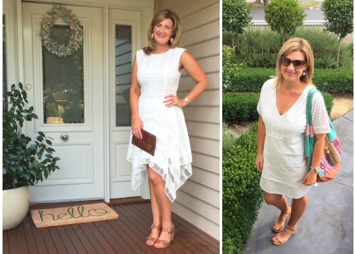 Everyday Style @ Shenanigans Central – White Dresses