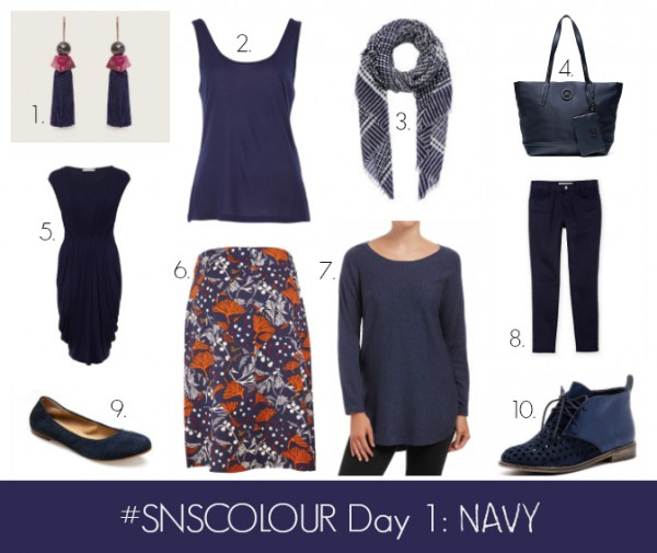#SNSCOLOUR 2016 DAY 1 Navy