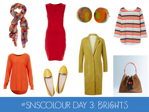 #SNSCOLOUR 2016 DAY 3 BRIGHTS