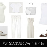 #SNSCOLOUR 2016 DAY 4: White