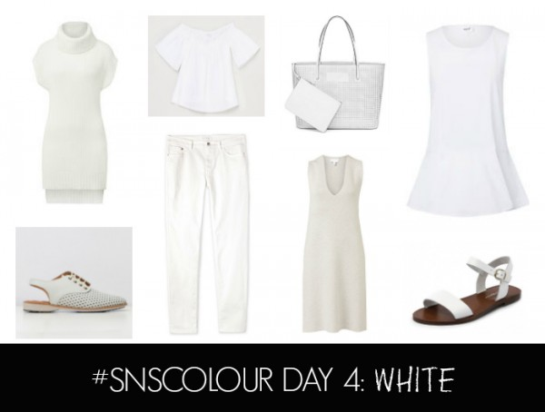 #SNSCOLOUR 2016 DAY 4- WHITE