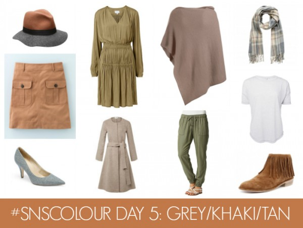 SNSCOLOUR 2016 DAY 5 NEUTRALS