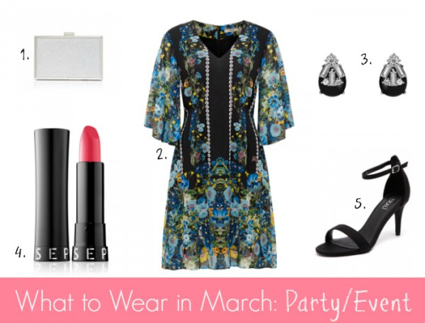 What to Wear in March PartyEvent