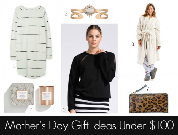 Mother's Day Gift Ideas Under $100