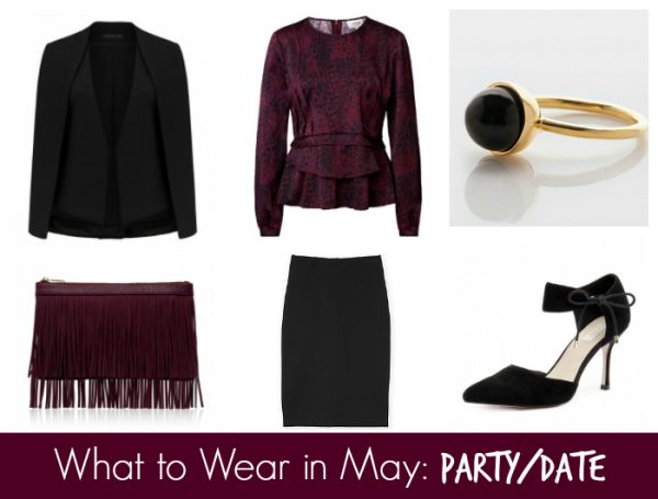 What to Wear in May - PartyDate