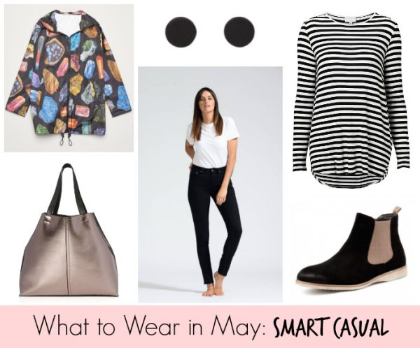 What to Wear in May - Smart Casual