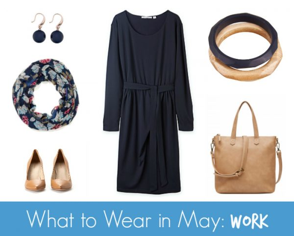 What to Wear in May Work
