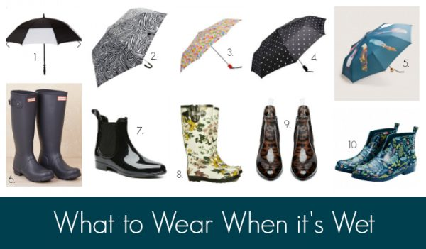 What to Wear When it's Wet (2)