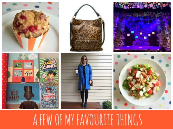 A Few of My Favourite Things - 10 June