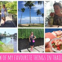 A Few of My Favourite Things – The Thailand Edition