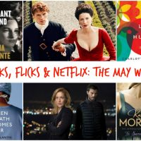 Books, Flicks & Netflix – The May Wrap