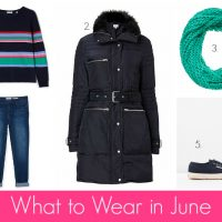 What To Wear in June