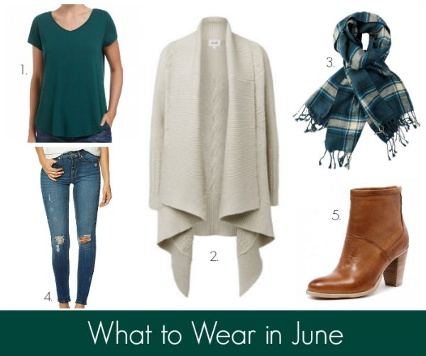 What to Wear in June - Smart Casual