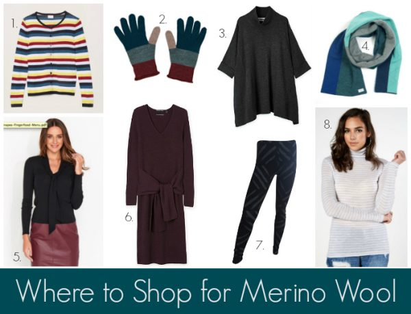 Where to Shop for Merino Wool #