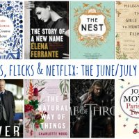 Books, Flicks and Netflix – The June/July Wrap