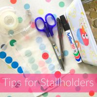 Tips for Market Stallholders
