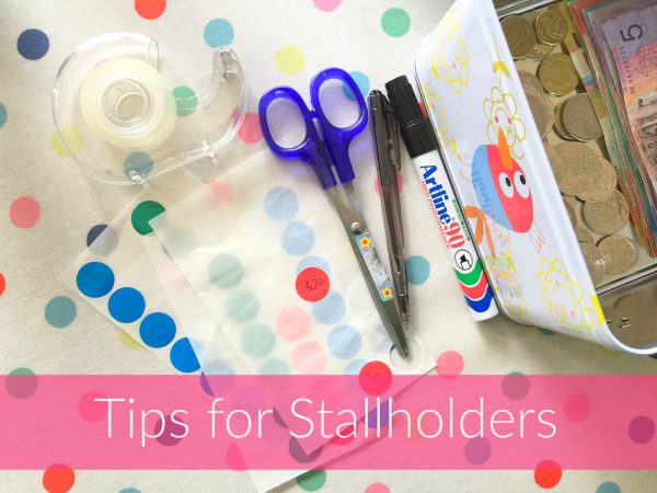 Tips for Stallholders