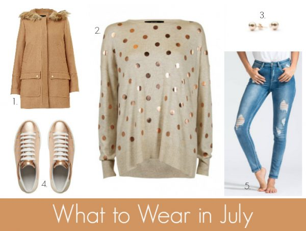 What to Wear in July - Casual