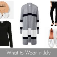 What to Wear in July