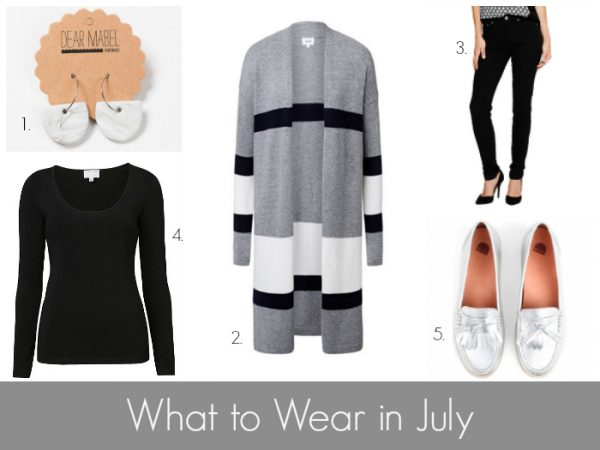 What to Wear in July - Smart Casual