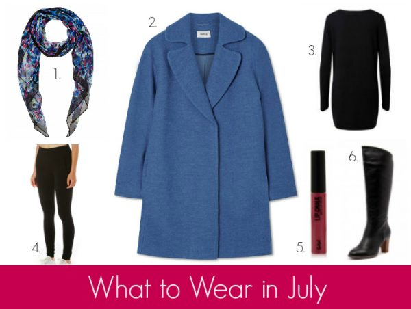What to Wear in July - Work