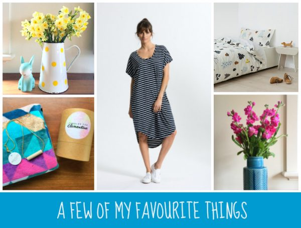 A Few of My Favourite Things - 5 August 2016
